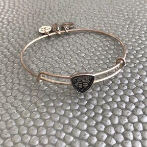 Alex and Ani Crest bracelet